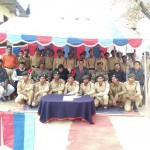 J S Colege NCC Photo