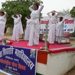 J S College Yoga Day 2